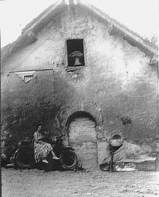 1930 chapelle St Egide - Routhennes