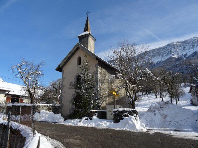Epernay - chapelle St-Jean-Baptiste
