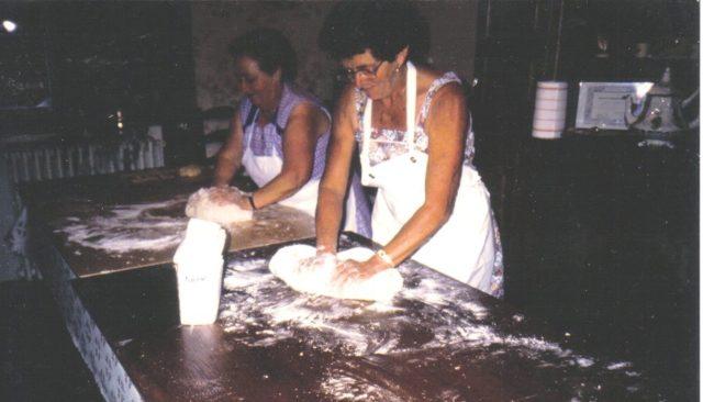 Préparation des bognettes